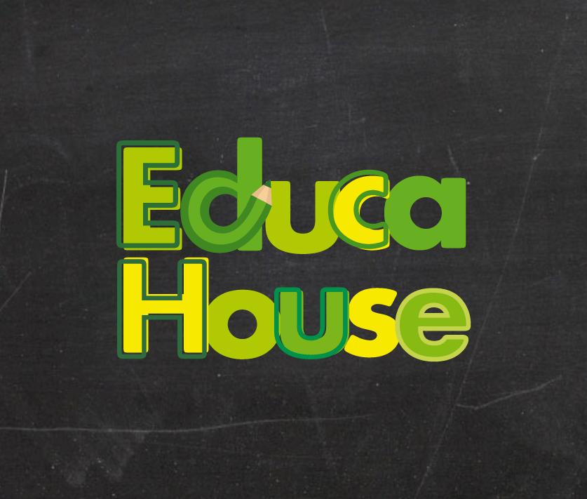 EducaHouse, návrh loga