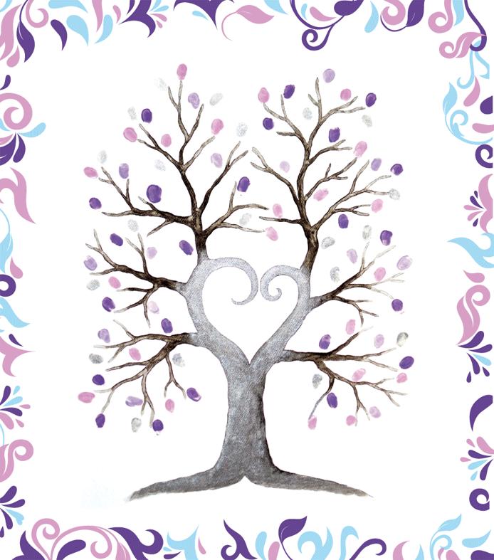 Svadobný strom, návrh katalógu